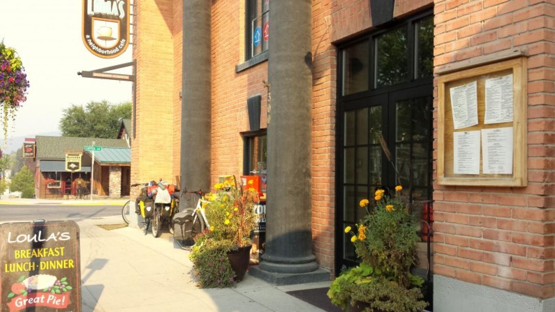 Loula's Cafe – Sheena Pate
