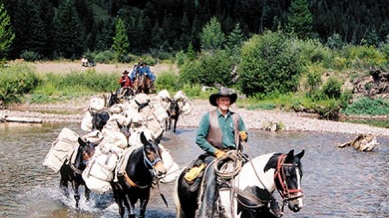 Summer Pack Trip – Rich Ranch