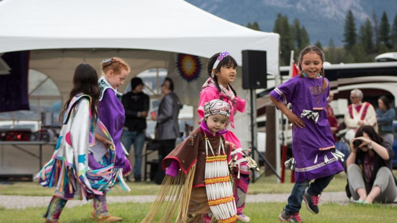 Kootenays Indigenous Cultural Festival at Lakeshore Resort & Campground, in Windermere, BC. – Sheena Pate