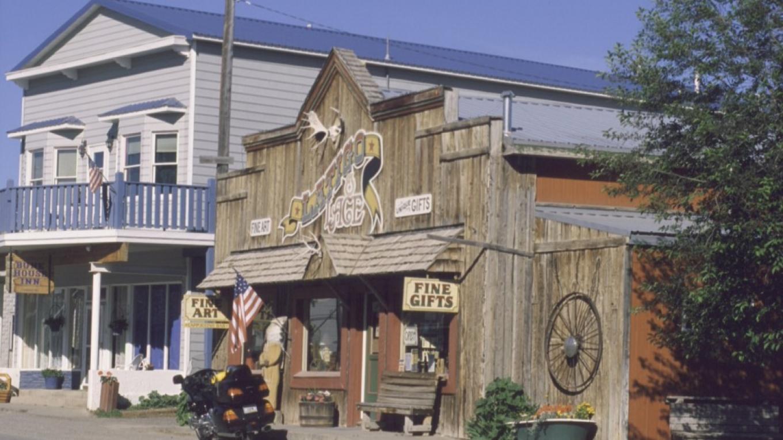 Latigo and Lace on Main Street in Augusta – Donnie Sexton, Travel Montana