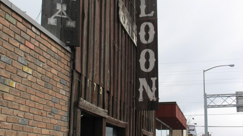 Moose's Saloon – Jan Metzmaker
