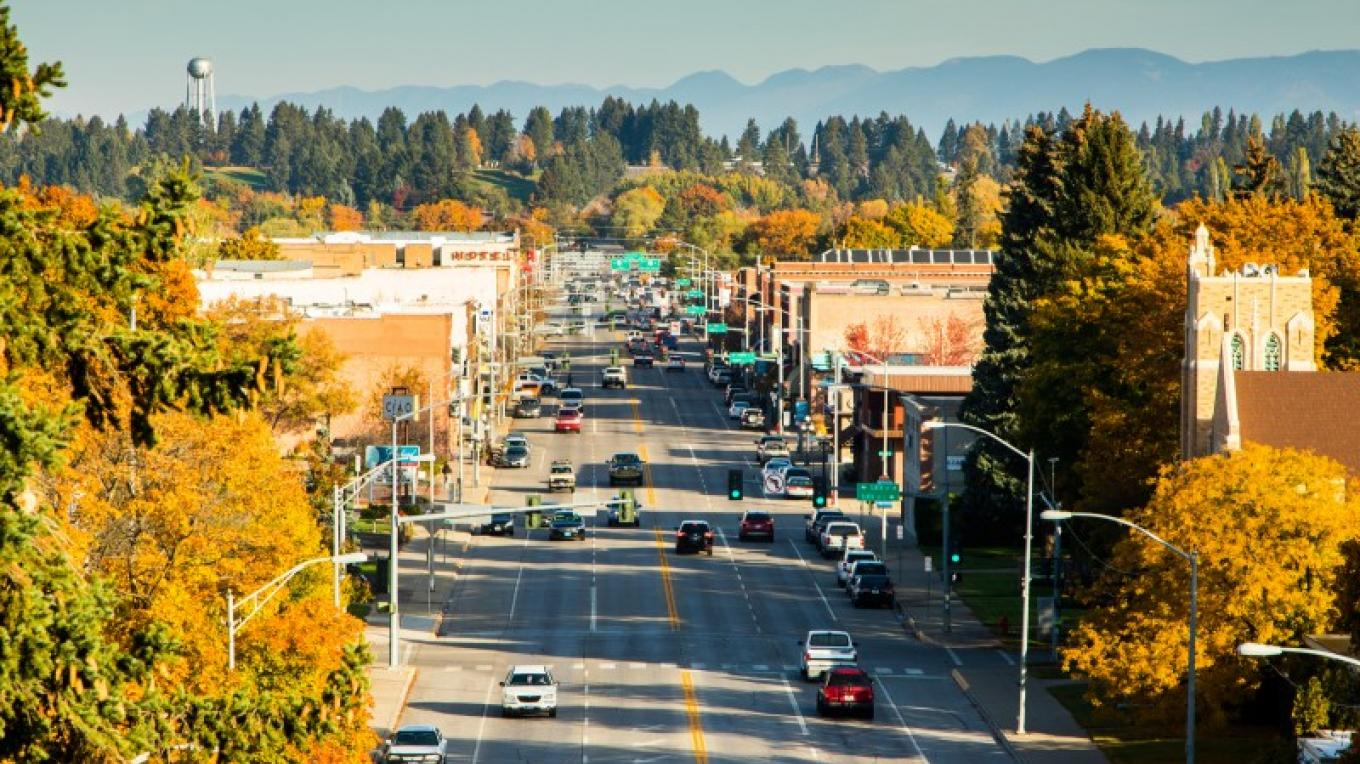 Historic Downtown Kalispell – Noah Couser