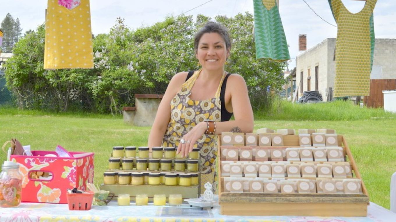 Eureka Farmer's Market – Arri Sendzimir