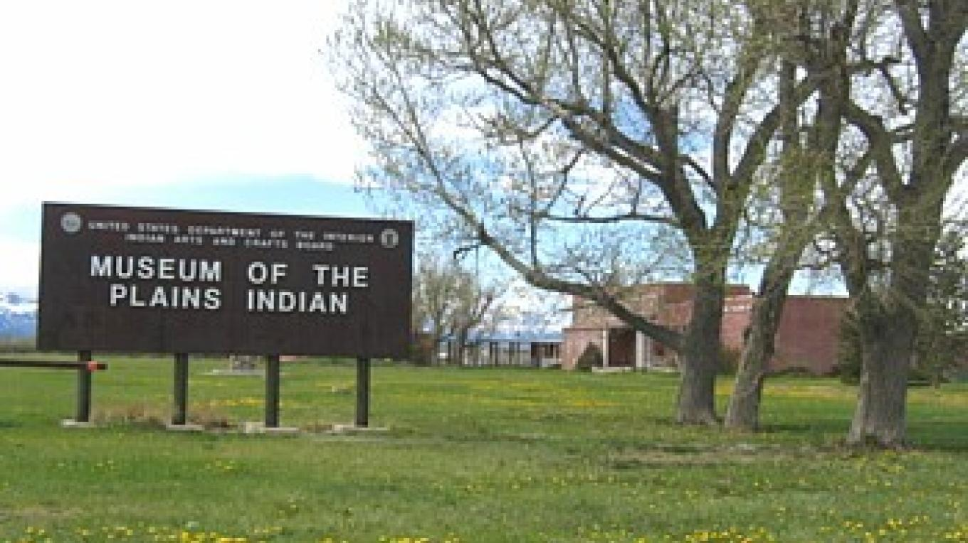 The Friends of the Museum of the Plains Indian is a unit of the Museum of the Plains Indian Artist Association. – Colleen's Computer Corner, LLC