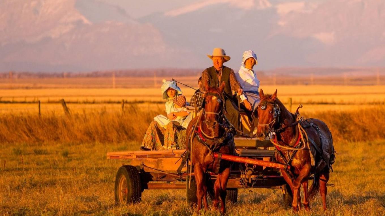 Mormon Settlers – Courtesy AlbertaSW