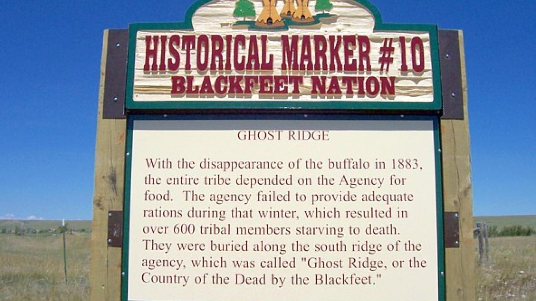 Ghost Ridge – Blackfeet Planning