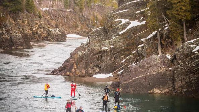 Middle Fork: West Glacier to Blankenship Bridge – Michael Chilcoat