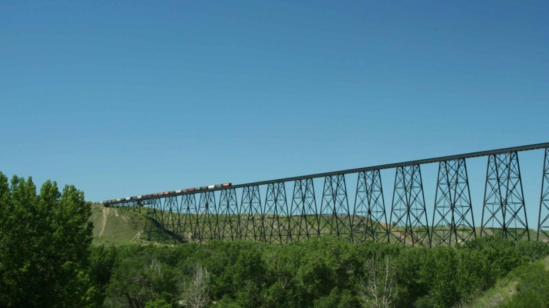 High Level Bridge in early summer – G. Wayne Dwornik