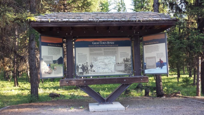 Garnet Range Back Country Byway – Sheena Pate