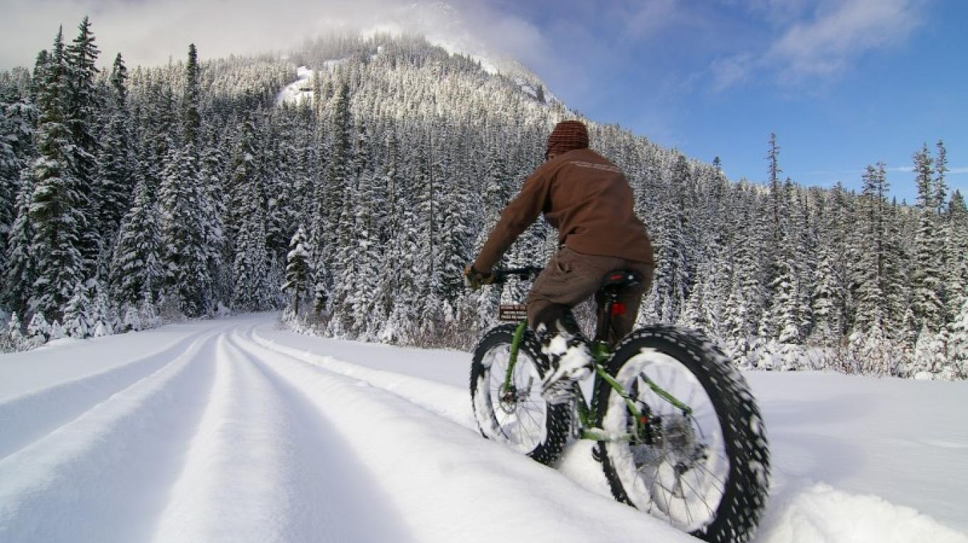 Fat Biking - Winter Fun On Two Wheels – Unknown
