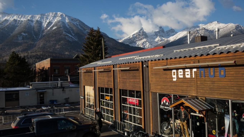 GearHub Sports in Fernie, BC – Jason Dalsgaard