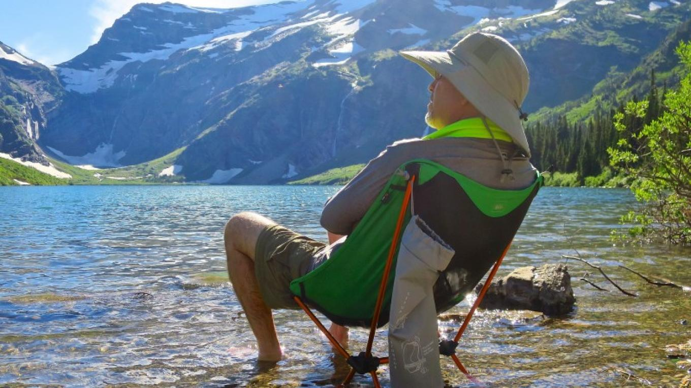 Unplug and recharge on a backpacking trip in Glacier's interior.