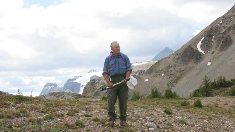 Cross on a hike near Mt. Assiniboine. – Sharon Cross