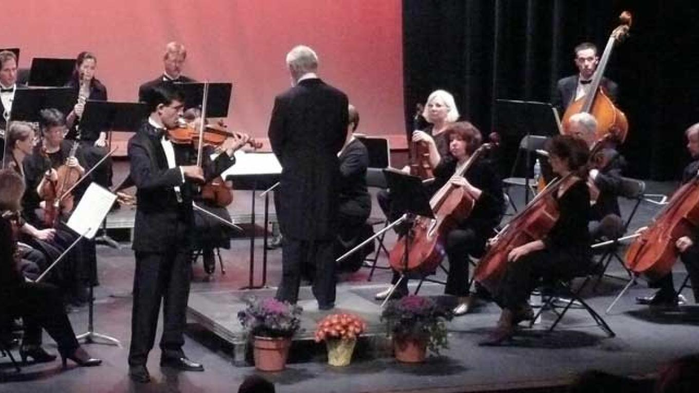 The Symphonie of the Kootenays;  see it live ...  feel the passion! – John Spencer