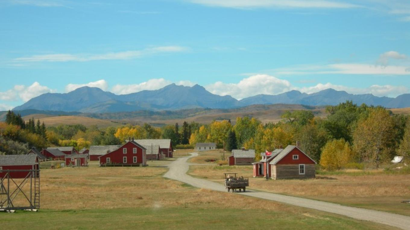 Bar U Ranch National Historic Site of Canada – Parks Canada