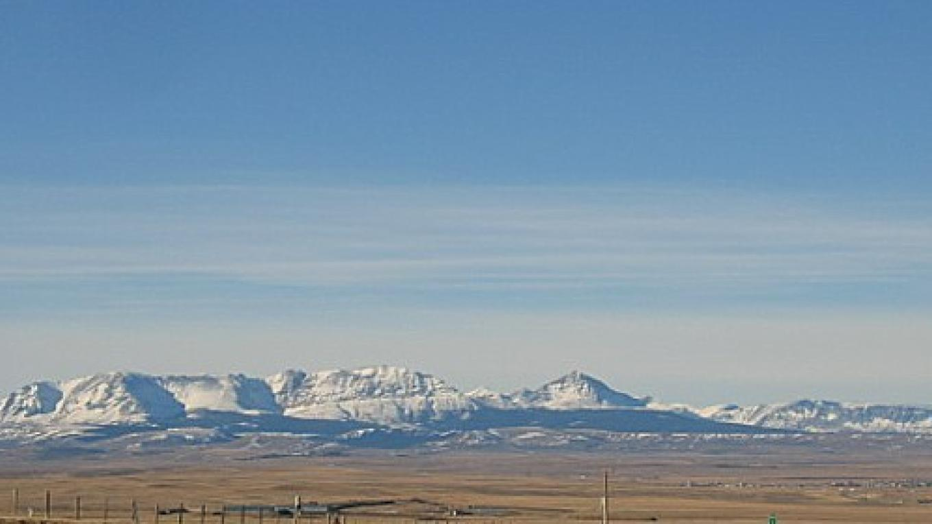 Browning Montana in the bottom right hand corner from Spring Hill – Colleen's Computer Corner, LLC