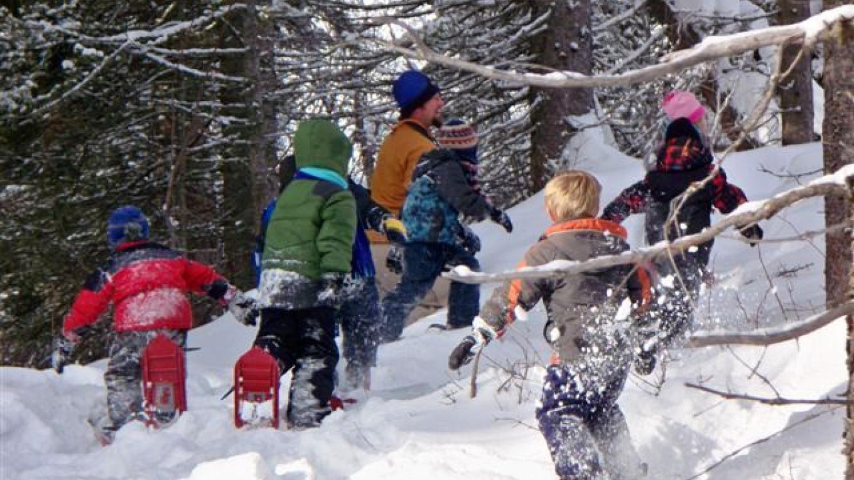 Winter Snowshoe Program