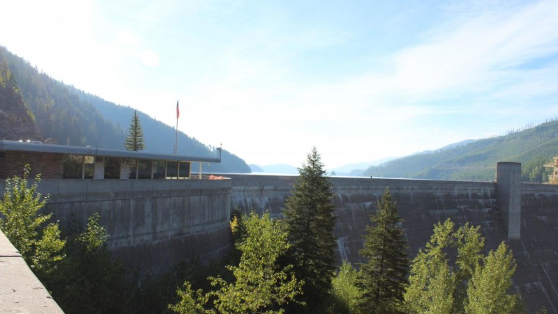 Hungry Horse Dam – Sheena Pate