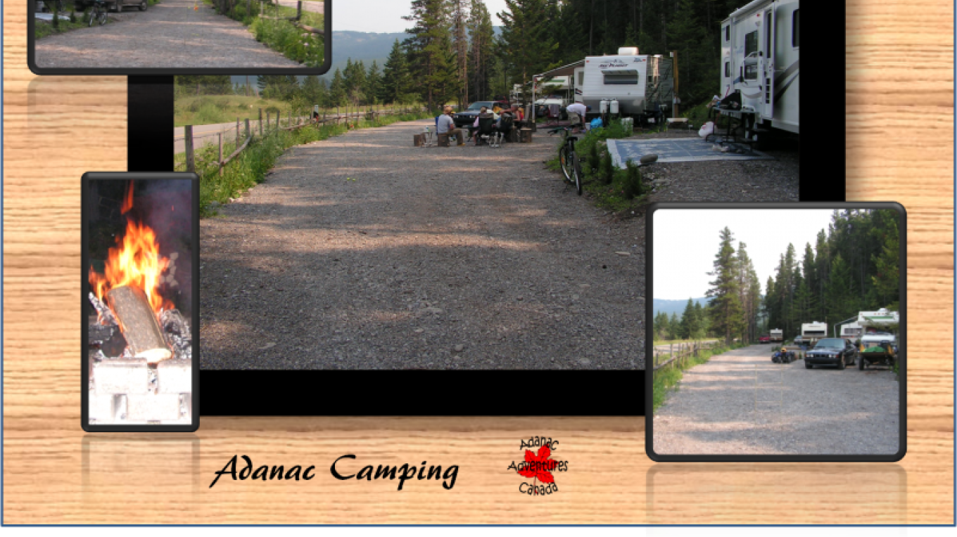 Adanac Adventures Cabins & Camping Pictures – Val Gingrich
