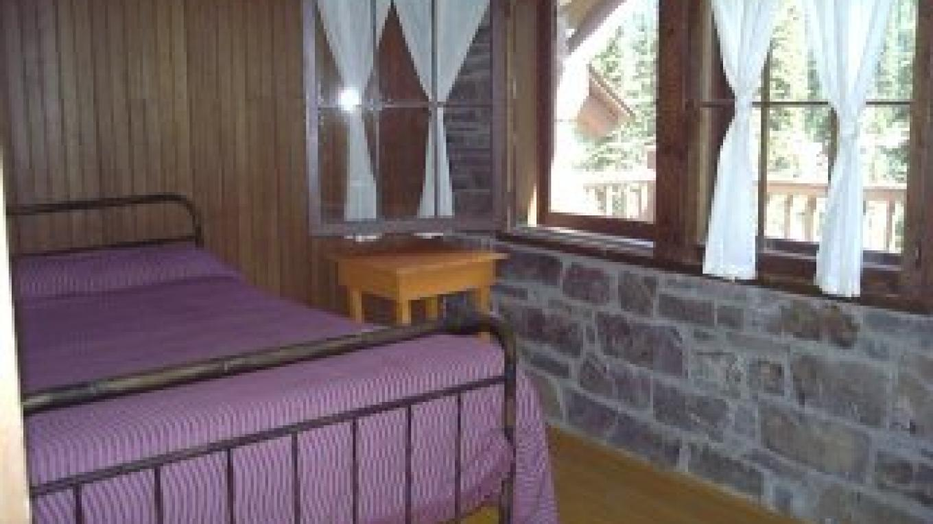 Sperry Chalet Rooms – Beltons Chalets