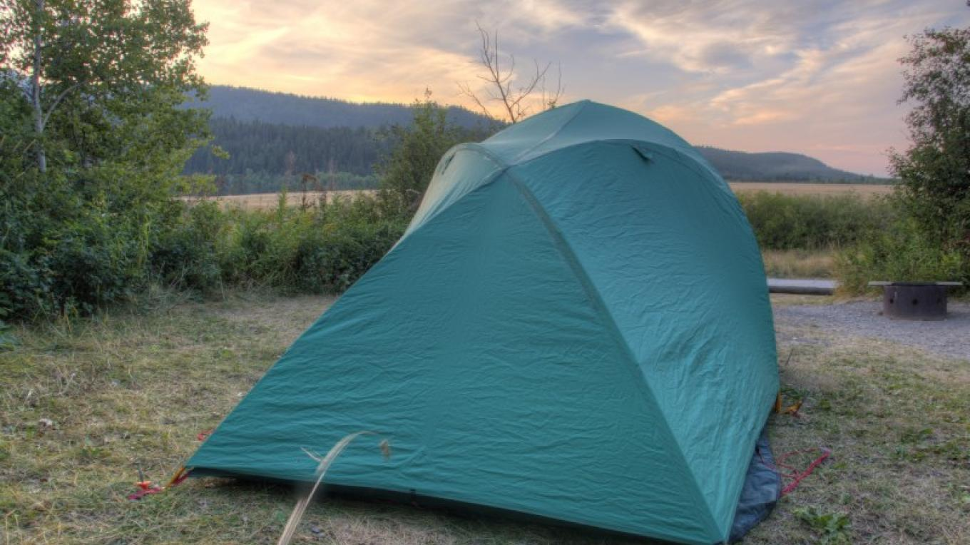 Belly River Campground – Courtesy Parks Canada