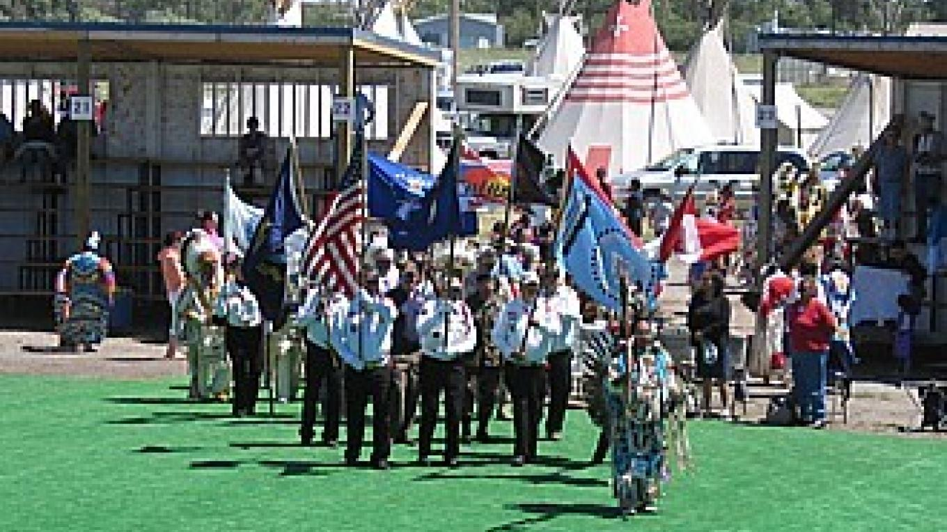 North American Indian Days Grand Entry, Browning, Montana – Colleen\'s Computer Corner, LLC