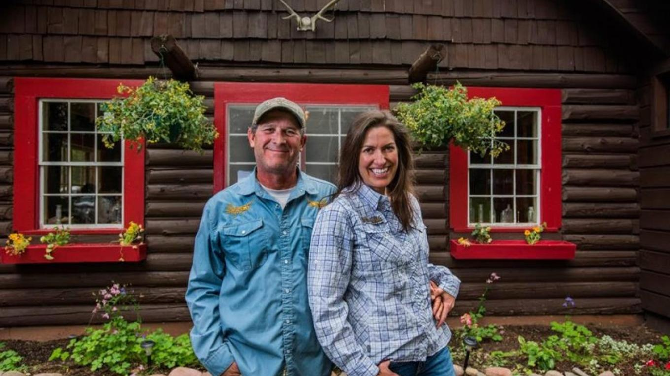 Spotted Bear Ranch Hosts Tara and Chris
