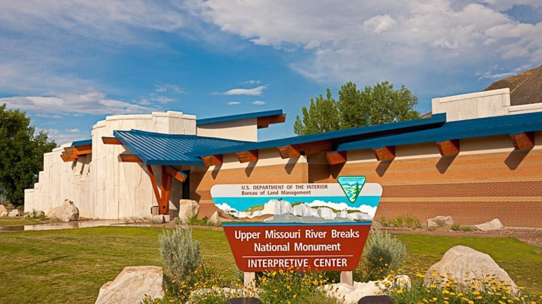 Upper Missouri River Breaks National Monument Interpretive Center – Bureau of Land Management