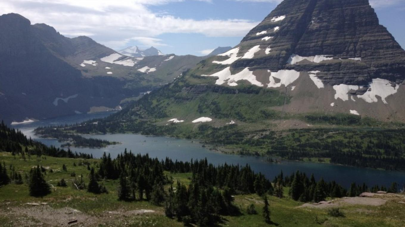 Hidden Lake in Glacier National Park – Steph Paidas