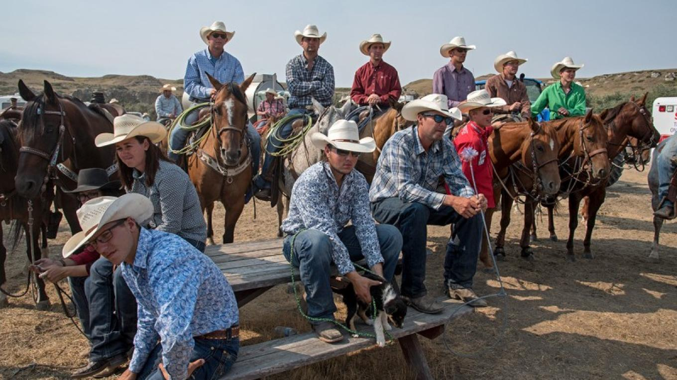 Western lifestyle. – Trevor Page