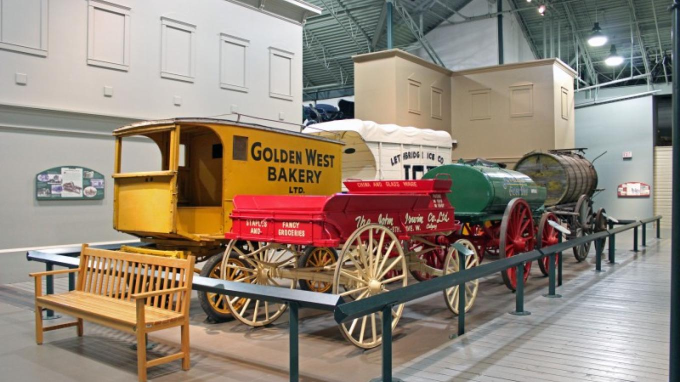 Remington Carriage Museum – Sheena Pate