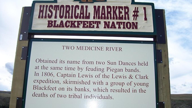 Two Medicine River – Blackfeet Planning