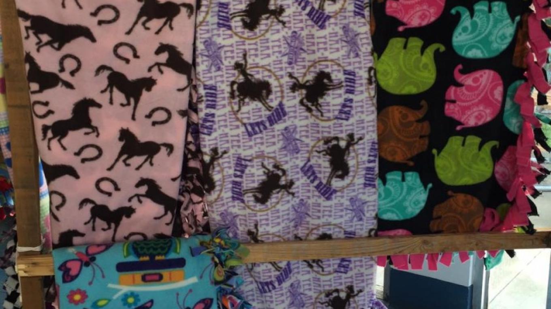 Handmade Blankets – Kimberly Hurst