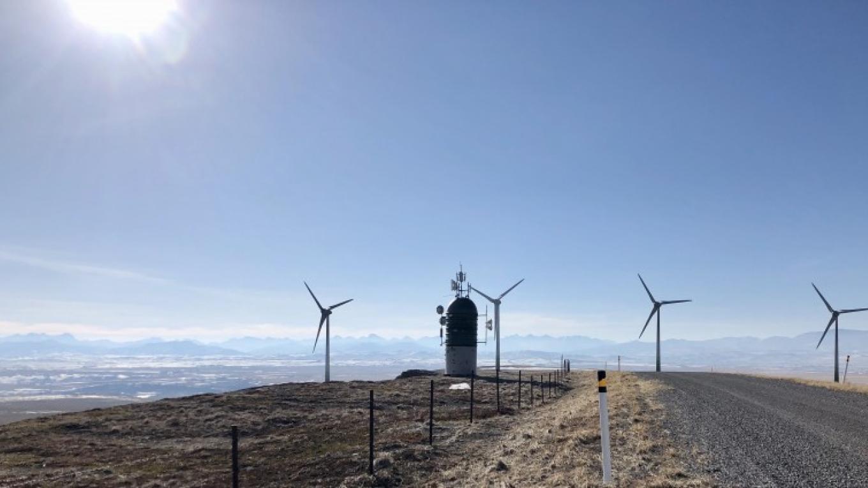 The energetic landscape of S. Alberta – Allen Gibson