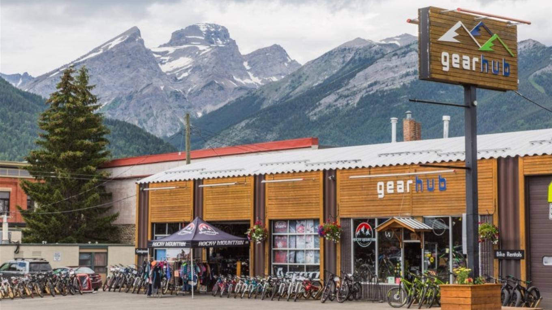 GearHub Sports in Fernie, BC – Todd Weselake