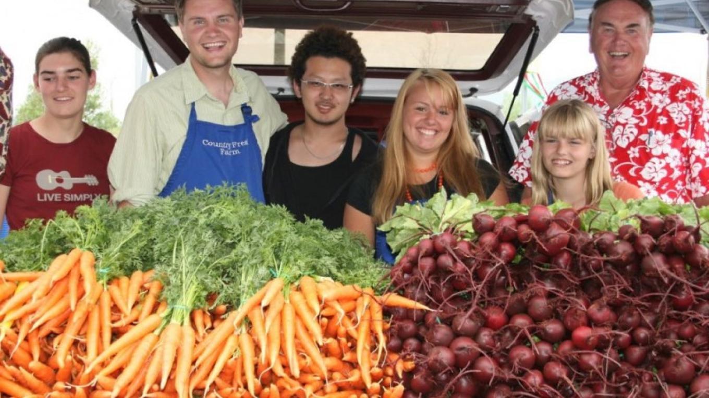A family farming enterprise! – John Frandsen