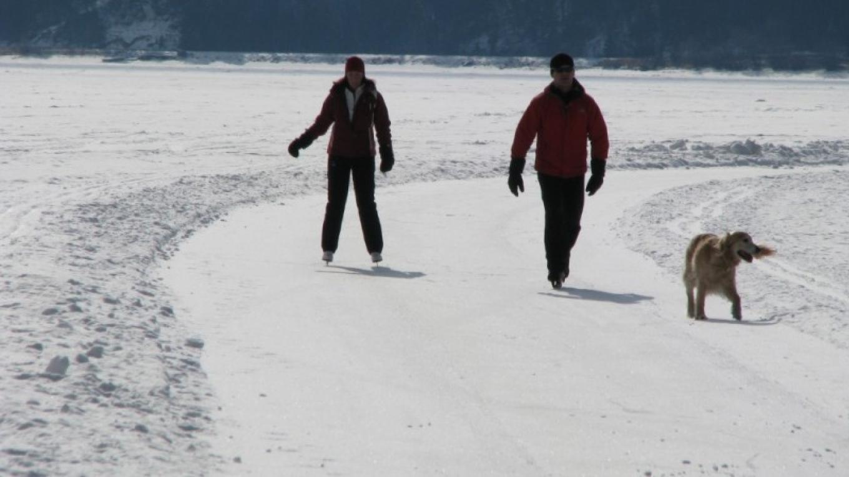 Lake Windermere Whiteway – Nick Berzins