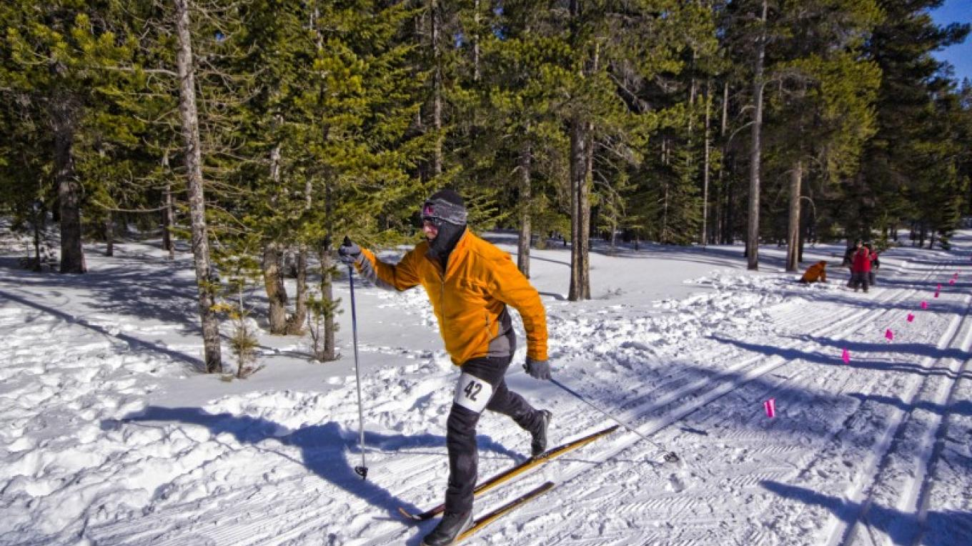 Flight of the Crows Loppet, Hosted by the the Crowsnest Pass Cross Country Ski Association. – Alberta Tourism, Parks and Recreation