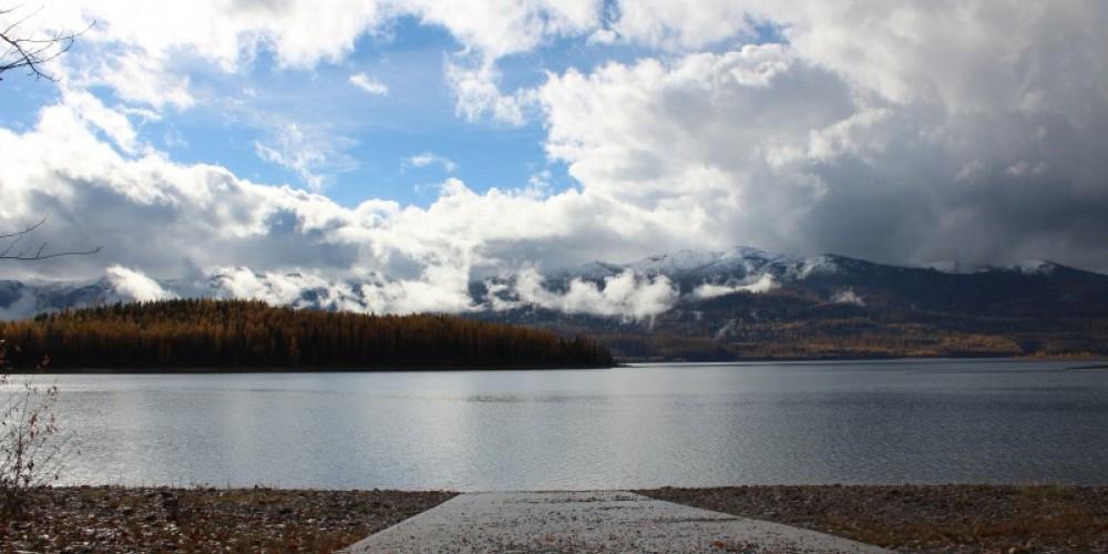 Hungry Horse Reservoir – Sheena Pate