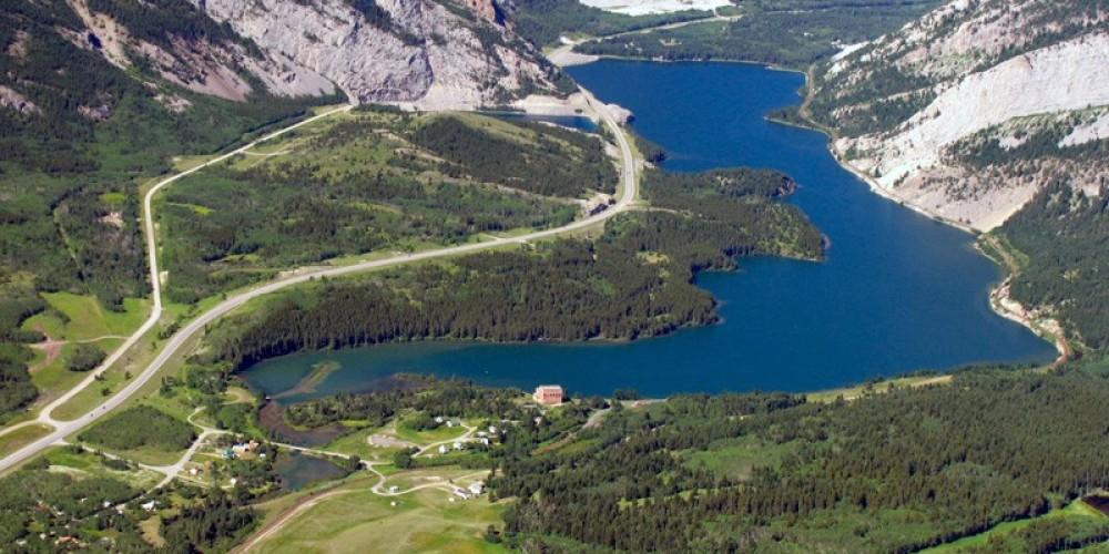 Crowsnest Lake – David Thomas
