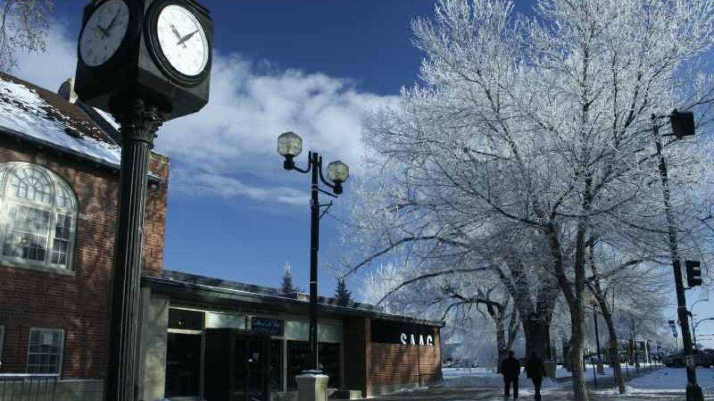 SAAG - the Winter Before Renovations – gwd   G.Wayne Dwornik