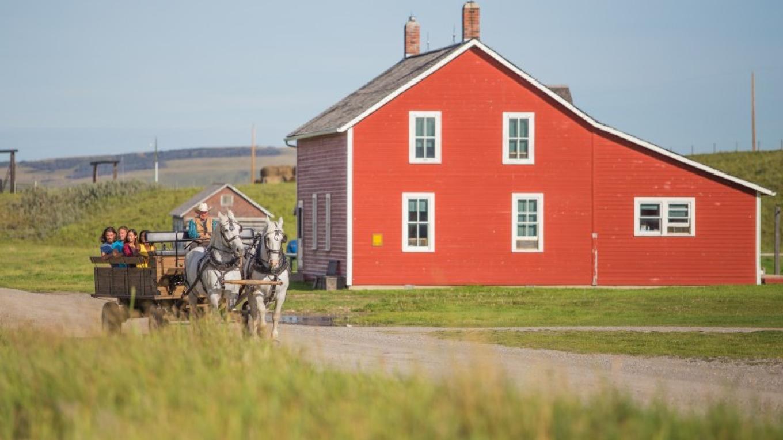 Bar U Ranch National Historic Site of Canada