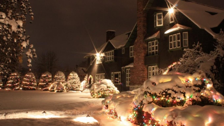 Winter at Conrad Mansion – Patrick Booth