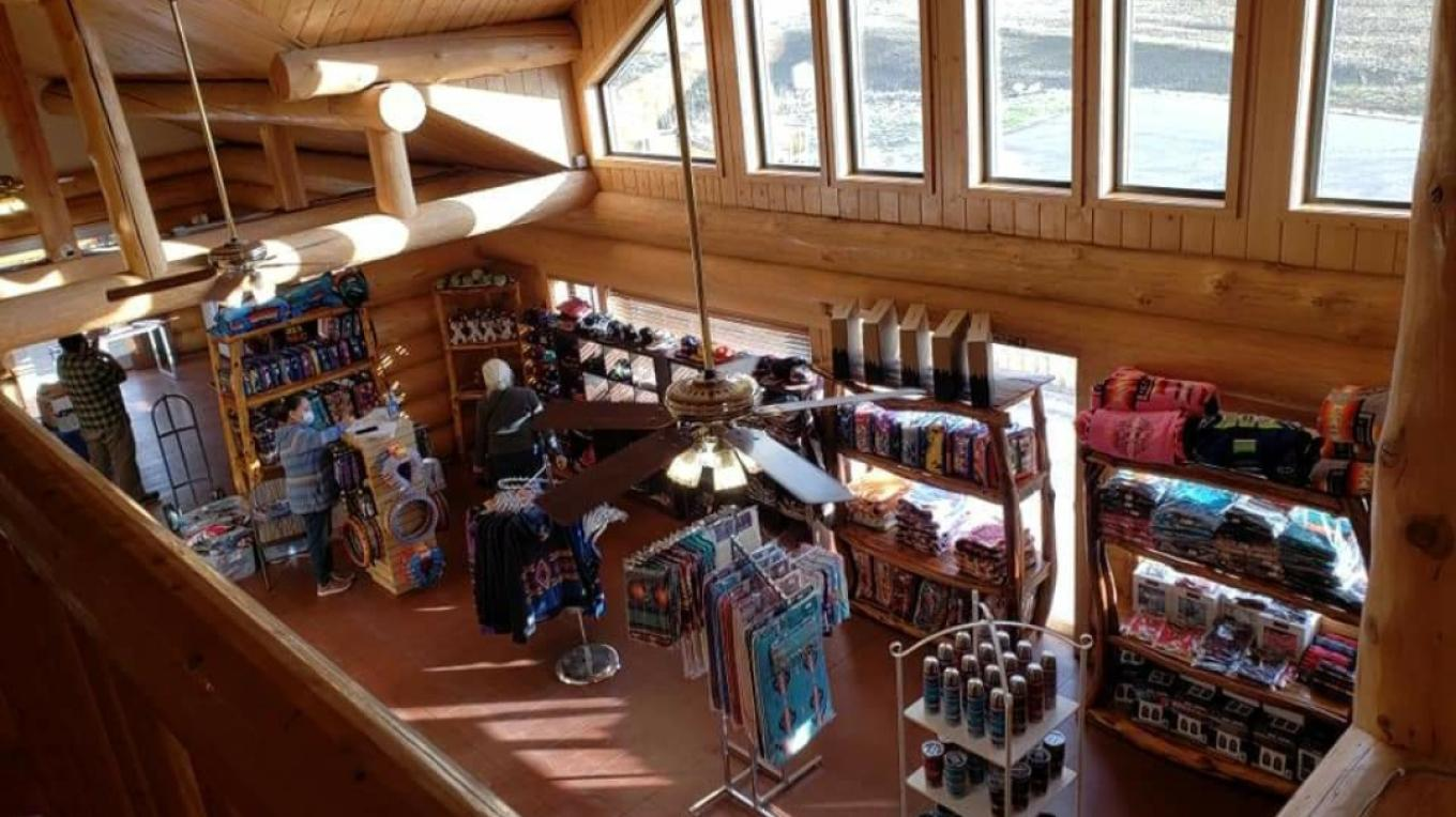 NEW People's Center Location: Gift Shop