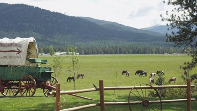 Beautiful Scenery – Rich Ranch