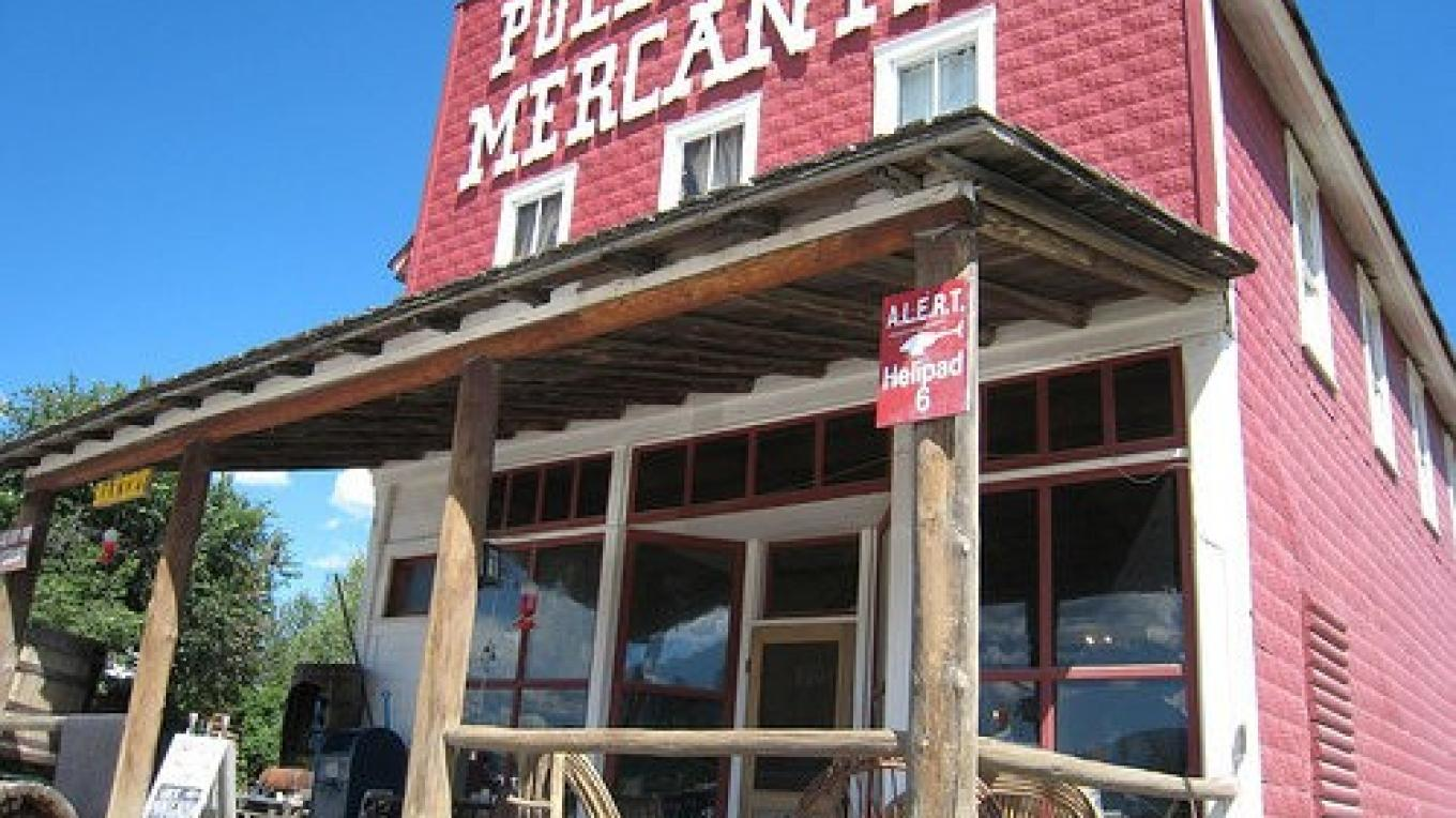 Polebridge Mercantile & Bakery – Courtesy Polebridge Mercantile