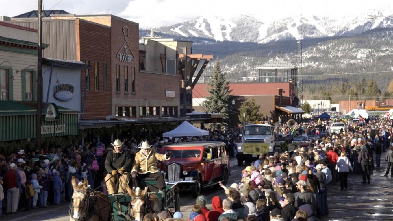 Winter Carnival parade – Brian Schott