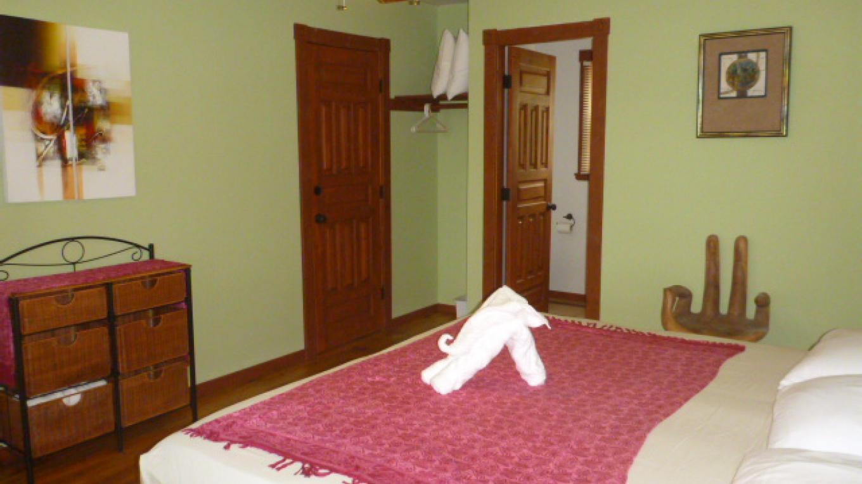 Upachaya suite for double occupancy / Suite para dos personas en Upachaya – Upachaya