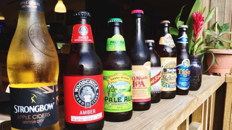Great Beer Selection! – Matt Lazich