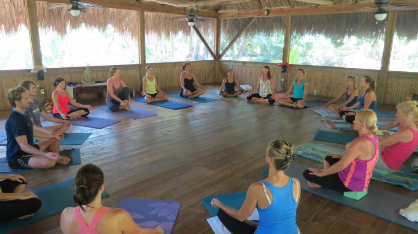 Circle of Love Yoga Session – Jason McAnear